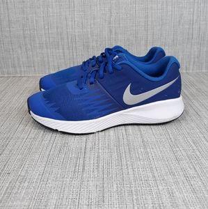 Nike Star Runner Royal Blue Sz 4Y